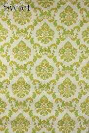 Groen Barok Behang Behang Alles Swiet