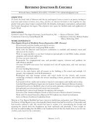 Ministry Resume Templates Resume Template Easy Http Www
