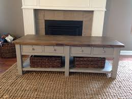 drawers round painted coffee table ideas chalk tables painted