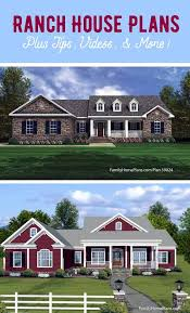 we have gathered a variety of ranch style house plans for you to enjoy here