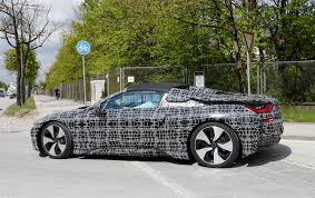 2018 bmw production schedule. fine schedule bmw i8 spyder prototype 03 throughout 2018 bmw production schedule