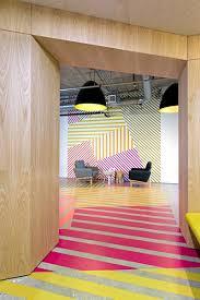 Colorful Interior Design interior design idea this colorful bold pattern wraps around 3785 by uwakikaiketsu.us