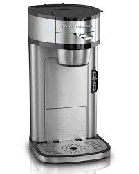 Best Electric Coffee Maker Hamilton Beach Single Serve Scoop Coffee Maker Electric Shop Directs