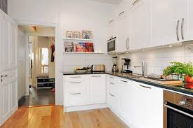 Small Apartment Kitchen Cozy Dark Brown Chairs Design Small Apartment Nordic Sc Apartment