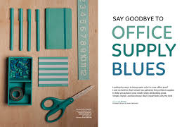 real simple office supplies. my alltime favorite aqua office supplies from poppin which are just perfection honestly this was one of projects college career real simple