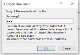 Encrypted Excel Files How To Add Password To Protect Excel File My Microsoft