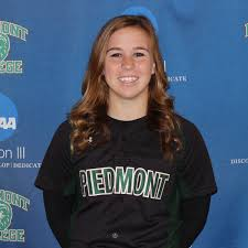 Abby Smith - Softball - Piedmont College Athletics