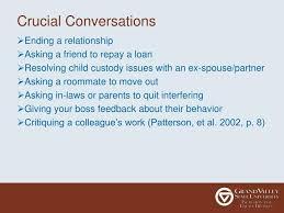 crucial conversations summary summary of crucial conversations ignition blog 4891256