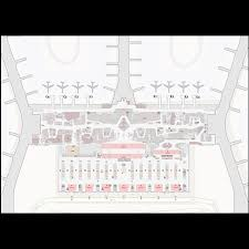 Terminal Maps İstanbul Airport Turkish Airlines