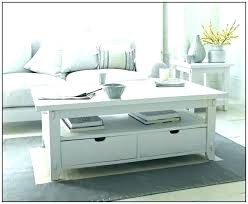 storage coffee table ikea white round with drawers modern glass tables small