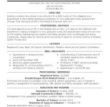 Family Nurse Practitioner Resume Best New Grad Nurse Resume Nursing Covers Cover Letter Resume New Grad