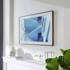 Yves Bhar designs Samsung television to look like a framed work of art