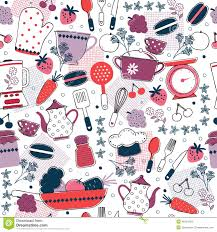 Kitchen Wallpaper Designs Watch More Like Seamless Kitchen Wallpaper Designs