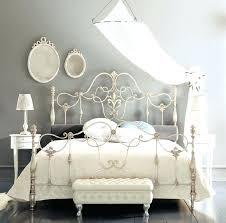 Antique Wrought Iron Bed Home And Furniture Artistic Cast Iron Bed ...