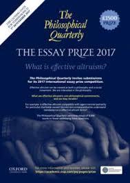 "ceppa philosophical quarterly essay prize philosophical quarterly essay prize """
