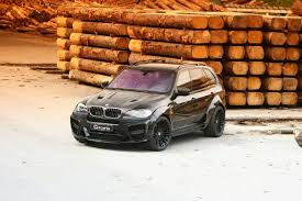 BMW Convertible bmw x5 m edition : G-Power Launched BMW X5 Typhoon Black Pearl Limited Edition ...