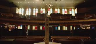 Ryman Seating Chart Balcony Why The Ryman Auditorium Selected Jbl To Ensure Optimum