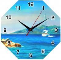 Заказать <b>Часы настенные стеклянные Time</b> Diamond с ...