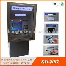 Currency Exchange Vending Machine Mesmerizing Currency Exchange Machine Currency Exchange Machine Suppliers And