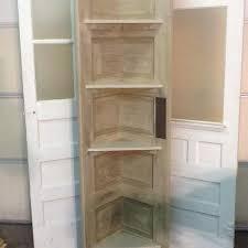 door shelf corner shelf with door corner shelf made from old door i can build this door shelf