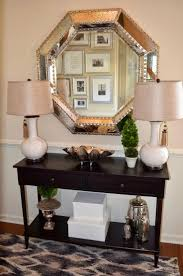 entryway tables and consoles. Splendid Entryway Table Decor Tables Console Ntryway Foyer With Entry Way Consoles And Large Silver Mirror Nice Beautiful Buy It Now O