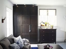 Hemnes Schrank Ikea Hemnes Cabinet With 2 Doors Black Brown 99130