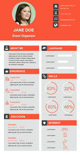 54 Best Infographic Resume Ideas Images On Pinterest Infographic