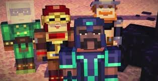Image result for minecraft story mode screenshots