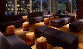 David Burke Kitchen Garden Rooftop Bar Nyc Manhattan Soho Lounge The James Jimmy Lounge