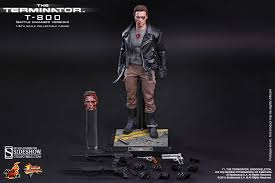 Hot toys t 800