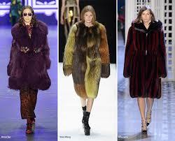 new york fashion week fall 2016 fashion trends fur