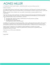 sample highlight additional relevant skills cover letter for pharmacy technician sample pharmacy technician cover letter pharmacy technician cover letter examples