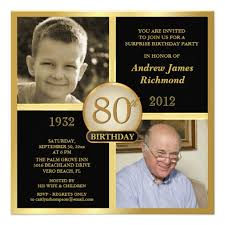 Free Printable 80th Birthday Invitations Free Invitation