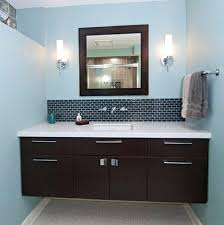 sink furniture cabinet. Under Bathroom Sink Cabinets View In Gallery Dark Floating Cabinet With A White And An Furniture S