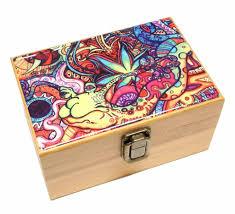 pretty stash box for