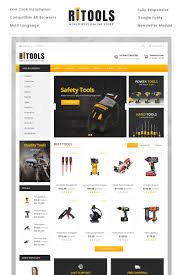 Online Menu Design Software Online Tools Store Opencart Template 69910 Tool Store