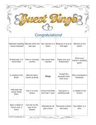 Wedding Bingo Words Printable Bridal Shower Games Bridal Shower Games Com
