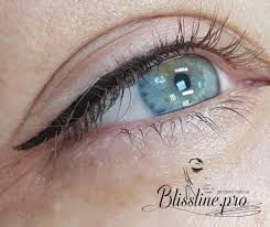 татуаж глаз Blisslinepro
