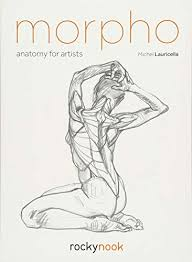 morpho anatomy for artists michel lauricella on amazon on qualifying offers in this book michel lauricella presents both his artistic and