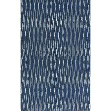 moroccan trellis area rug 8x10 blue navy light
