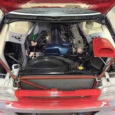 1992 Toyota Corolla with a 2JZ-GTE Inline-Six – Engine Swap Depot