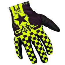 Oneal Jib Ski Goggles O Neal Matrix Wingman Glove Motocross