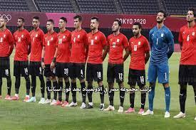ترتيب مجموعة منتخب مصر في الأولمبياد بعد فوز إسبانيا طوكيو 2021 - كورة في  العارضة
