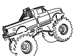 truck coloring page with monster pages jam free download 58f337b2749ca truck coloring pages printable archives best coloring page on jacked up truck coloring pages