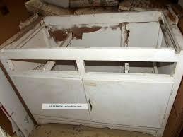 Hoosier Kitchen Cabinet Antique Kitchen Cupboard With Flour Bin With Vintage Marsh Hoosier