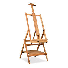richeson best deluxe lobo easel included