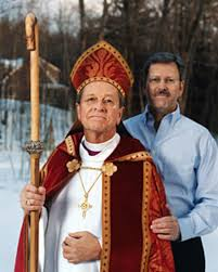 Gene robinson gay bishop