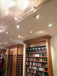 image of track lighting heads color
