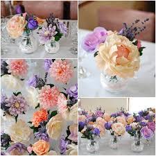 Wedding Paper Flower Centerpieces Beautiful Wedding Paper Flower Centerpieces 87 In Wedding Flower