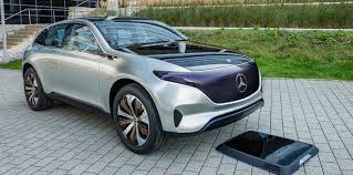 Mercedes Benz Accelerates Ev Plans With Electric Cars By